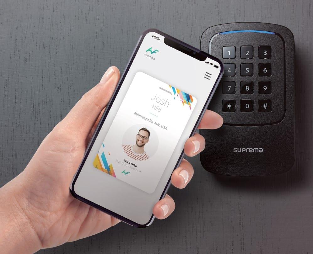 suprema-mobile-access
