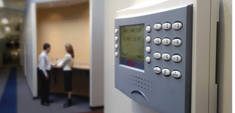 obsolete-access-control-system